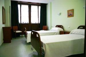 Residencias Geriatricas en Asturias - HABITACIONES