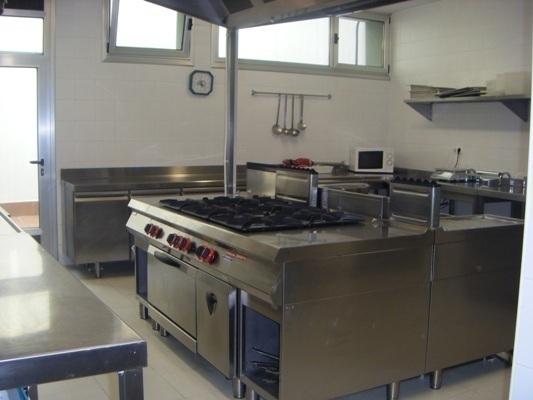 Residencial santa cecilia cocina for Trabajo cocina asturias