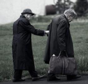Desorientación ancianos residencias geriátricas
