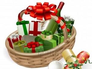 Residencial santa cecilia campa a de navidad a favor de for Cesta arbol navidad