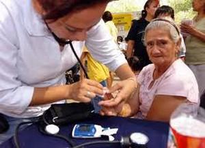 Diabetes Ancianos Residencia Geriatria Siero