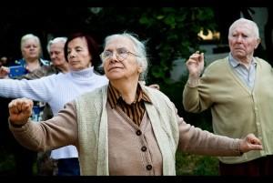 Técnicas de relajación para ancianos en residencias geriátricas