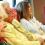Taller de relajación en un geriátrico